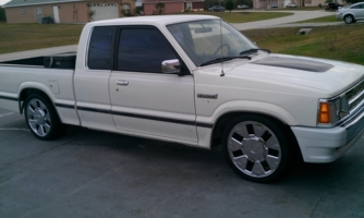 2600i turbos 1991 Mazda B Series Truck photo thumbnail