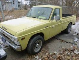 filigrees 1973 Mazda B Series Truck photo thumbnail