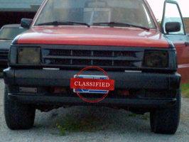 un4givn85s 1986 Mazda B Series Truck photo thumbnail