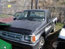 tucknrimmazs 1986 Mazda B Series Truck photo thumbnail