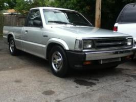 bigwills12ab2000nys 1986 Mazda B Series Truck photo thumbnail