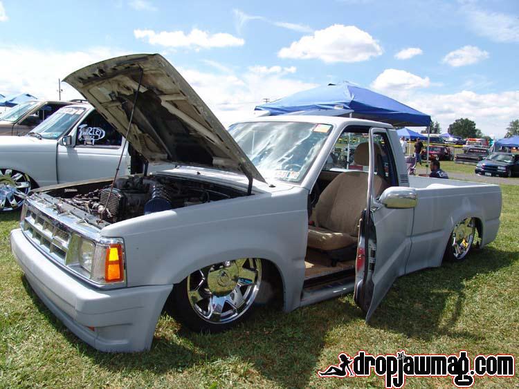 tucknrimmazs 1990 Mazda B Series Truck photo