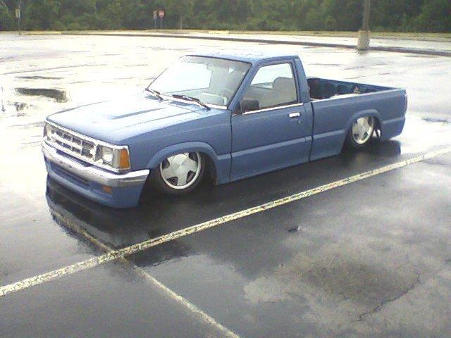 tucknrimmazs 1986 Mazda B Series Truck photo