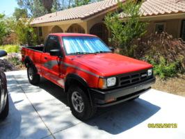 cjm92506s 1991 Mazda B Series Truck photo thumbnail