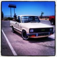 sixt7vdubs 1983 Mazda B Series Truck photo thumbnail