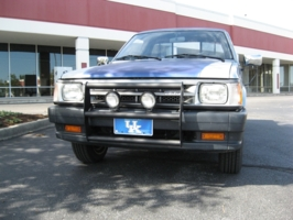 billiams 1986 Mazda B Series Truck photo thumbnail