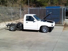 kposey35s 1986 Mazda B Series Truck photo thumbnail