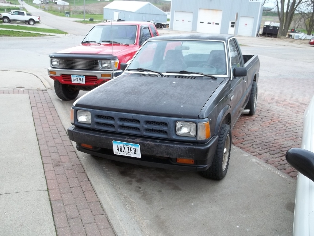 chaserjohndoes 1990 Mazda B Series Truck photo
