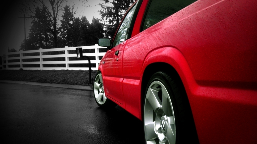 thermuss 1988 Mazda B Series Truck photo