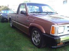 rafya06s 1987 Mazda B Series Truck photo thumbnail