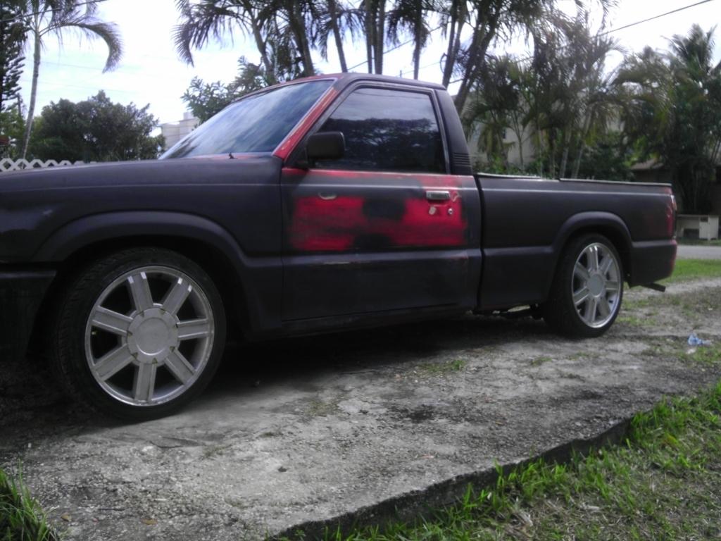 danny91b2200s 1991 Mazda B Series Truck photo