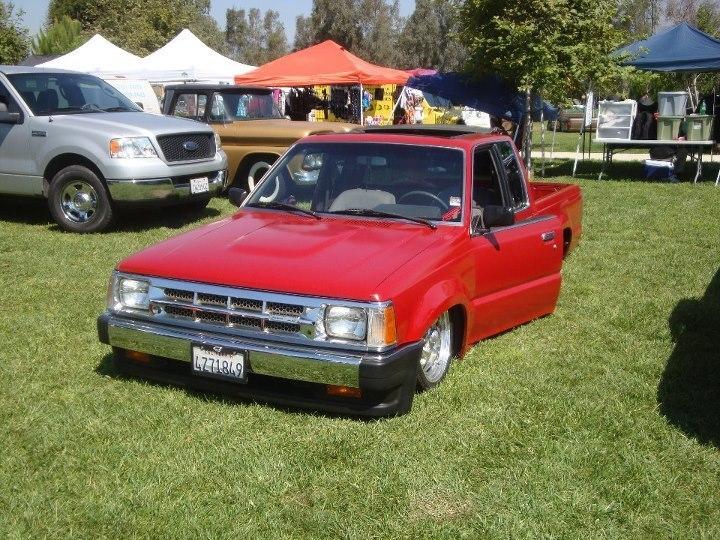 fffmazdogs 1993 Mazda B Series Truck photo