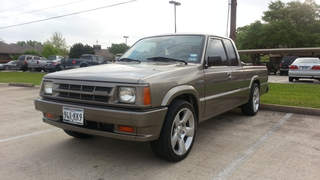 rusty93s 1993 Mazda B Series Truck photo