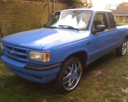 jesseinbtown26s 1994 Mazda B Series Truck photo thumbnail
