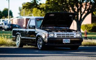 lowrd among lifteds 1993 Mazda B Series Truck photo thumbnail