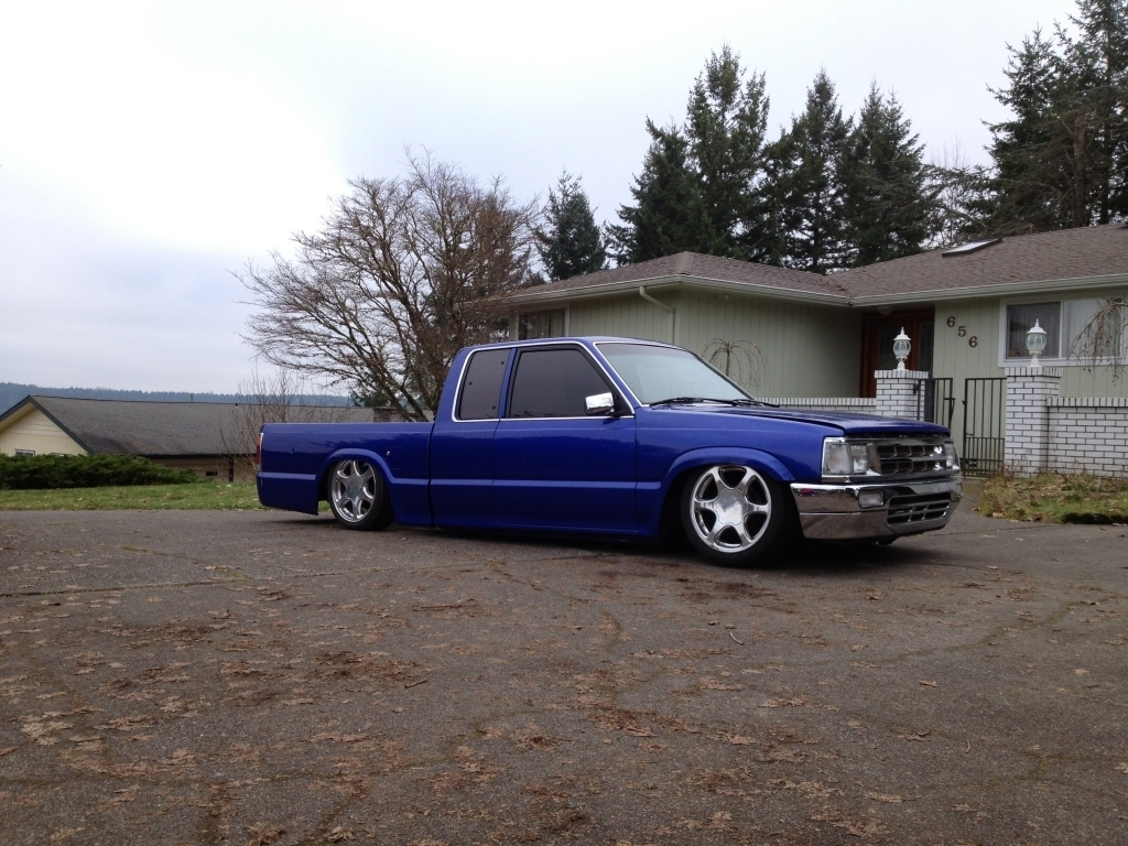 maztang5.0s 1989 Mazda B Series Truck photo