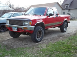 chaserjohndoes 1991 Toyota Pickup photo thumbnail