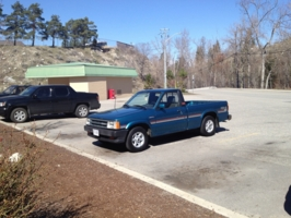 mcgill30s 1993 Mazda B Series Truck photo thumbnail