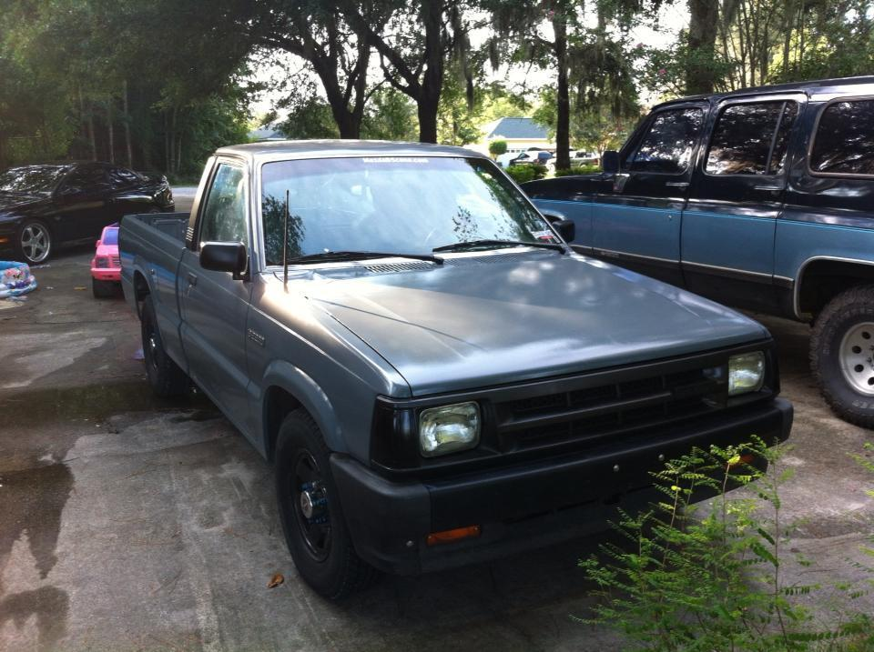 zackarytucker87s 1993 Mazda B Series Truck photo