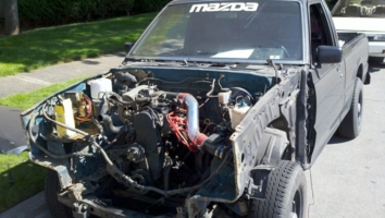 spacemonkee23s 1992 Mazda B Series Truck photo thumbnail