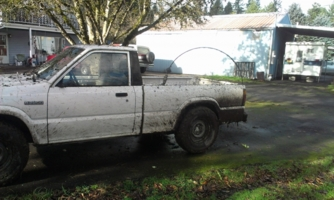offroadb2200s 1989 Mazda B Series Truck photo thumbnail