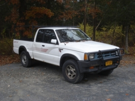 zachs 1992 Mazda B Series Truck photo thumbnail
