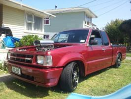 cltetas 1988 Mazda B Series Truck photo thumbnail
