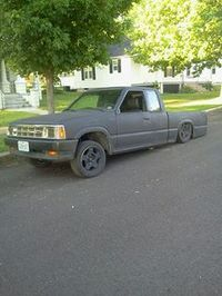 mazdawgins 1992 Mazda B Series Truck photo thumbnail