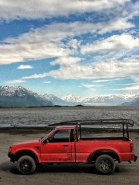 alaskamazdab2600is 1991 Mazda B Series Truck photo thumbnail