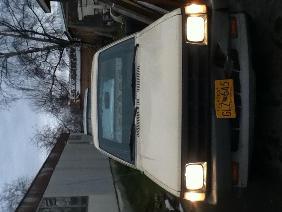 alaskamazdab2600is 1988 Mazda B Series Truck photo