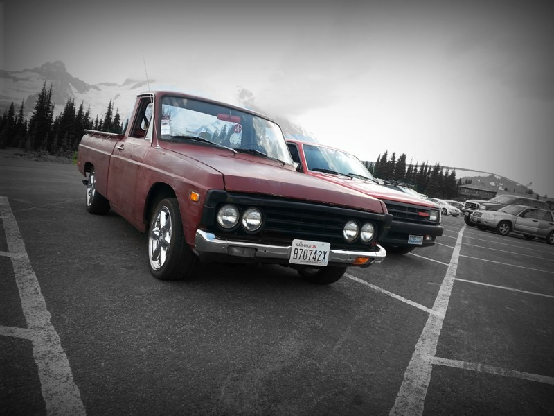 missed.a.leters 1972 Mazda B Series Truck photo