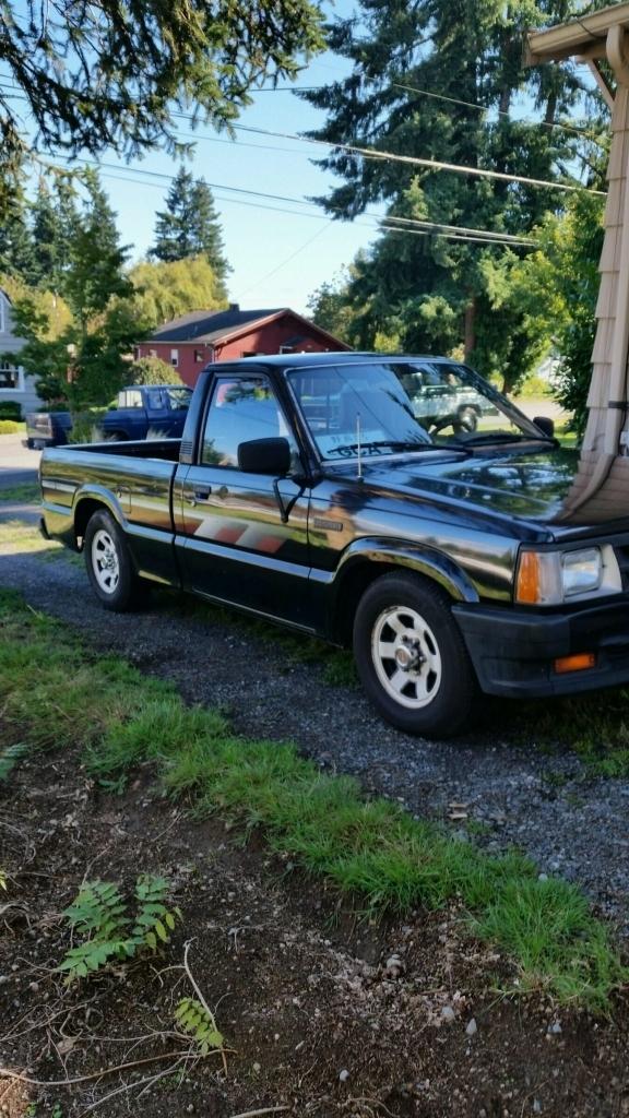 beater2200s 1991 Mazda B Series Truck photo