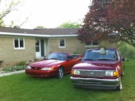 wanna b lowers 1993 Ford Ranger photo thumbnail