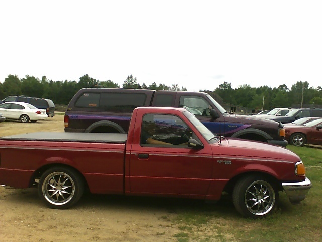 wanna b lowers 1993 Ford Ranger photo