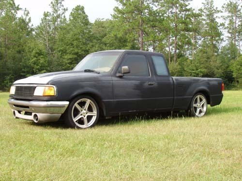 drpdmazdawgs 1996 Ford Ranger photo