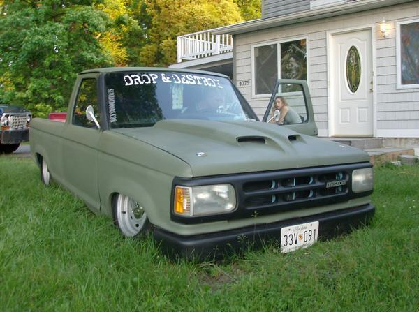 dropem920s 1992 Ford Ranger photo