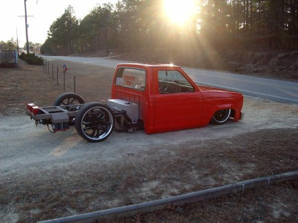 59caddyrangers 1984 Ford Ranger photo