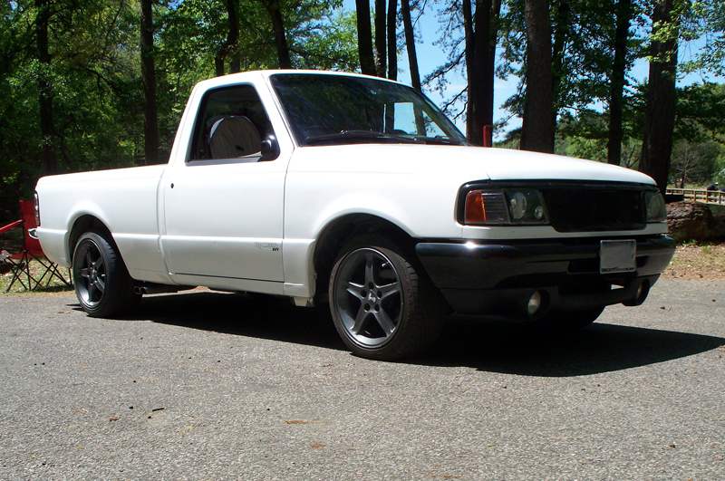 rangergts 1995 Ford Ranger photo