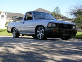 psycopathicrydas 1989 Toyota Hilux photo thumbnail
