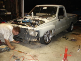 lotoy86s 1986 Toyota Hilux photo thumbnail