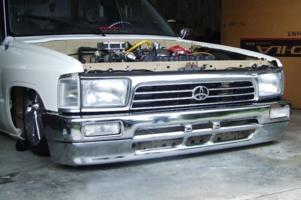 oldsklminitrks 1985 Toyota Hilux photo thumbnail