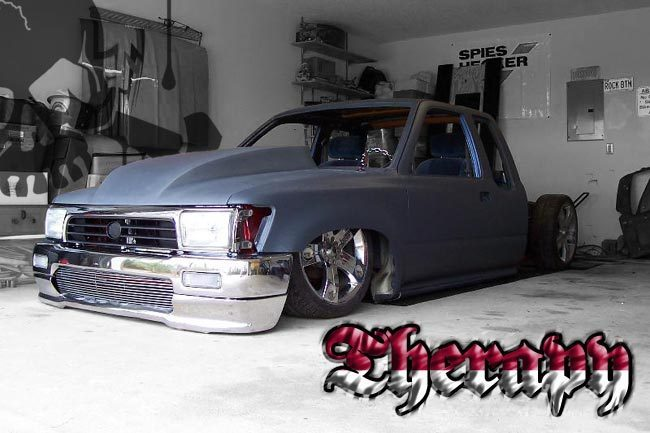 therapys 1994 Toyota Hilux photo