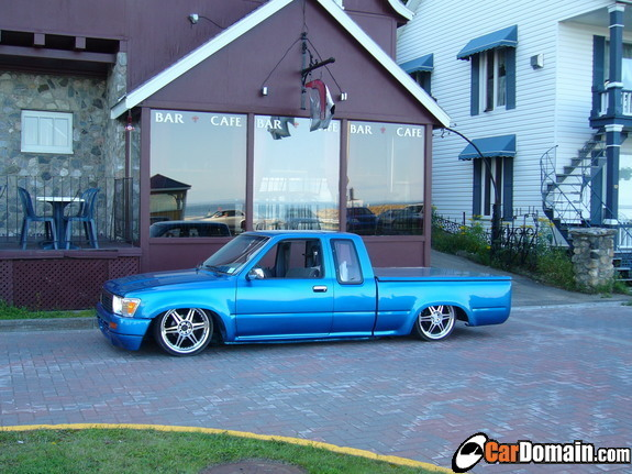 northerntoys 1989 Toyota Hilux photo