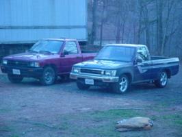 locaddys 1989 Toyota Hilux photo thumbnail