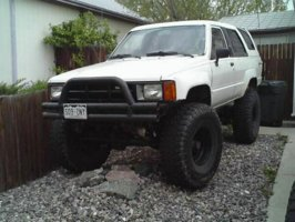 dragby_tysons 1984 Toyota 4 Runner photo thumbnail