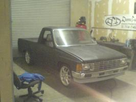 dannacustomfabs 1988 Toyota Hilux photo thumbnail