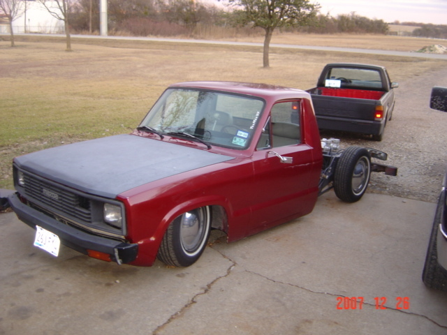 maztangs 1983 Mazda B Series Truck photo