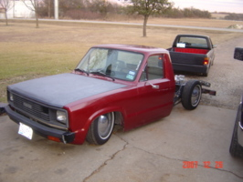 maztangs 1983 Mazda B Series Truck photo thumbnail