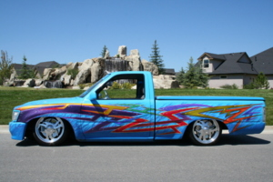 attntngetrs 1989 Toyota Hilux photo thumbnail