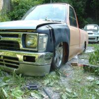 shvdyotas 1990 Toyota Hilux photo thumbnail